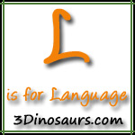 L is for Language