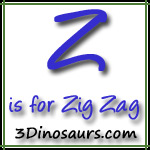 Z is for Zig Zag
