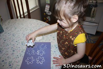 Making Snowflakes