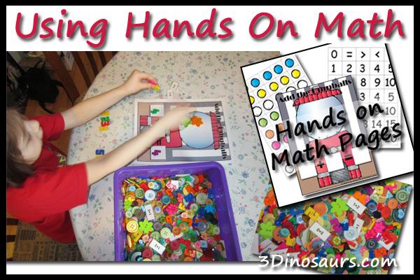 Using Hands On Math