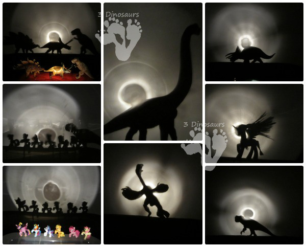 Exploring Shadow Puppets - Laura Numeroff - 3Dinosaurs.com