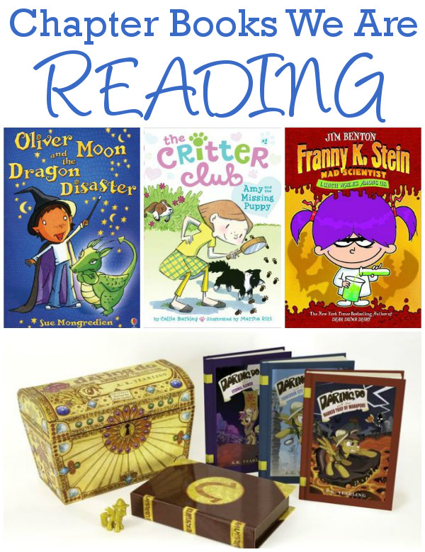 Chapter Books We Are Exploring Winter 2015: humor, animals, My Little Pony, wizards - 3Dinosaurs.com