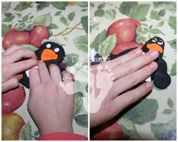 Model Magic Penguin - 3Dinosaurs.com