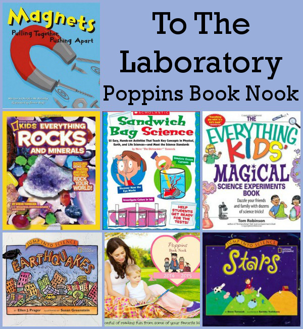January Poppins Book Nook: To The Laboratory