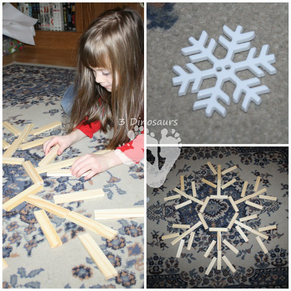 snow inspired activities