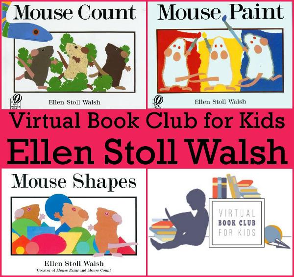 January Virtual Book Club: Ellen Stoll Walsh
