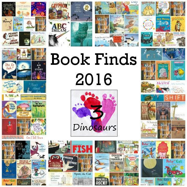 Wonderful Book Finds from 2016