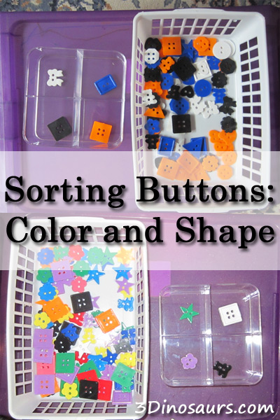 Sorting Color and Shape