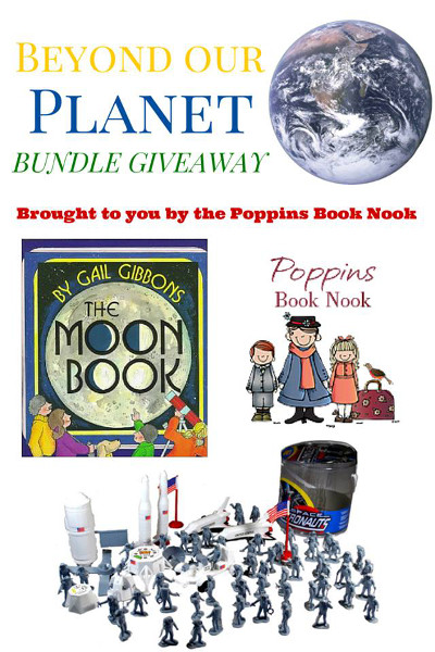 Poppins Book Nook Space Giveaway! - 3Dinosaurs.com