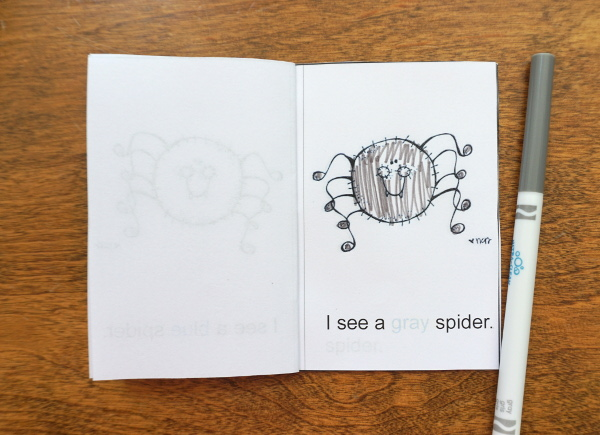 Bat & Spider Pack with a 70 pages prek kindergarten, first grade pack and a 36 Preschool & Tot pack with loads of no-prep and hands-on activities with bat and spider themes great for Halloween or a spider theme - 3Dinosaurs.com