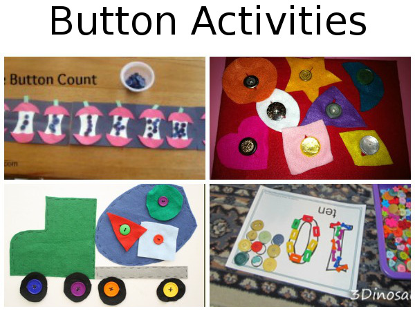 25 + Button Activities: Activities