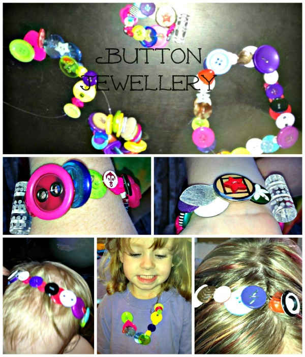 2 Big 2 Little - Easy Button Jewellery