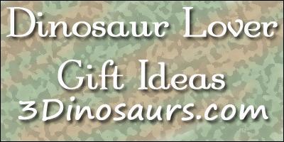 Dinosaur Lover Gift Ideas!