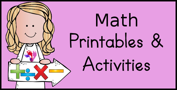 How to Find Things on 3 Dinosaurs - math themed activities and printables - 3Dinosaurs.com
