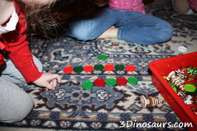Christmas Sensory Bin