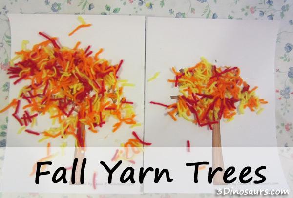 Red Leaf Yellow Leaf – Yarn Tree