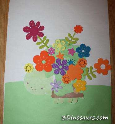 Flower Turtle