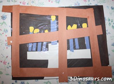Menorah Window