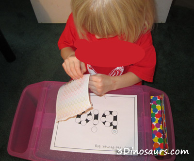 Ways To Use Sight Word Dot Marker Pages