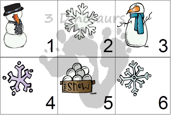 photograph regarding Free Printable Calendar Numbers called No cost 2016 Wintertime Calendar Printable 3 Dinosaurs