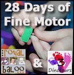 28 Days of Fine Motor