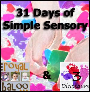 31 Days of Simple Sensory