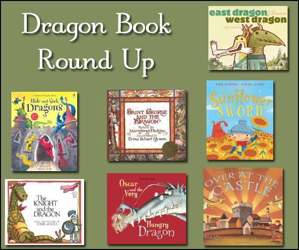 Dragon Book Round Up