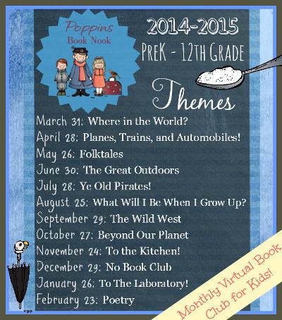 Poppin Book Nook Theme 2014-2015