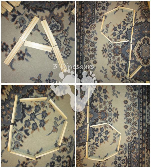 Plank Board ABCs - 3Dinosaurs.com