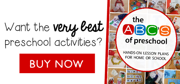 How To Find the Best Alphabet Activities -a hands-on look at teaching the Alphabet written by The Measured Mom for 3Dinosaurs.com