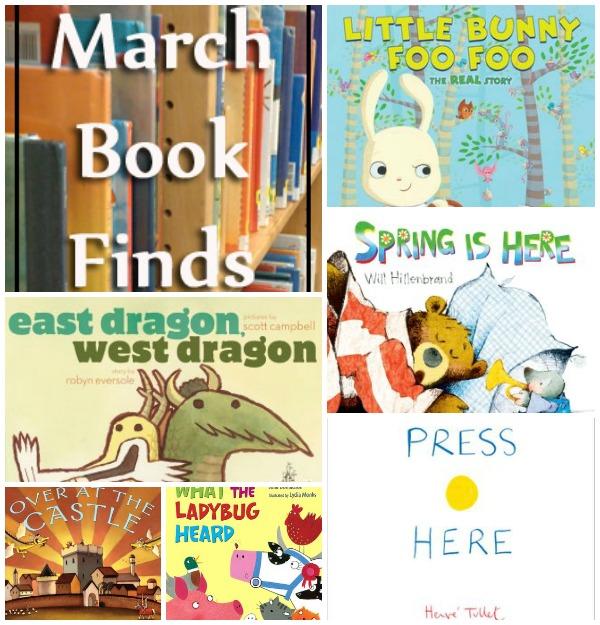 March 2012 Book Find: spring