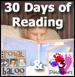 30 Days of Reading Challenge
