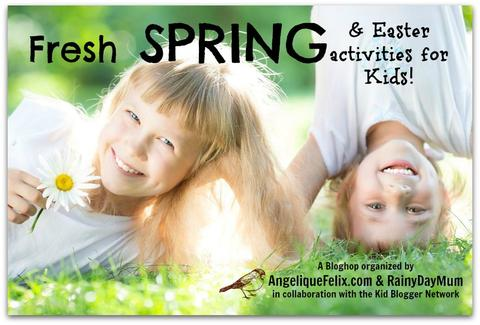 Spring & Easter Activities for Kids