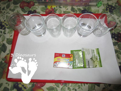 Coloring Water Beads - 3Dinosaurs.com