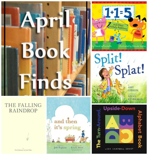 April 2012 Book Finds!