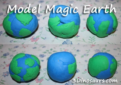 Model Magic Earth Craft