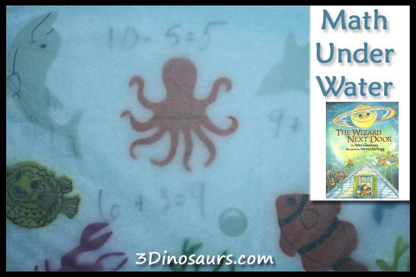 Math Under Water