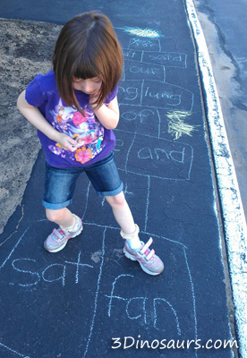 Multiple Level Learning Hopscotch