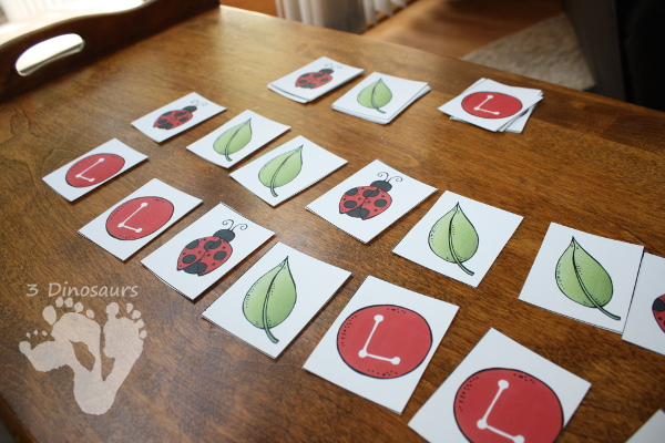 Alphabet Stomping Phonics Packs - 2 Different level of phonics based packs: Tot-Preschool or PreK-Kinder - 3Dinosaurs.com