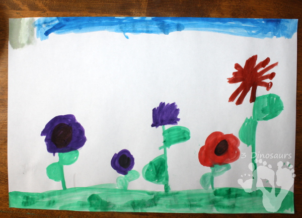 What Does Spring Mean to You? -Exploring what my child thinks spring is - 3Dinosaurs.com