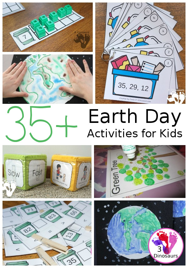 Earth Day Activities & Printables