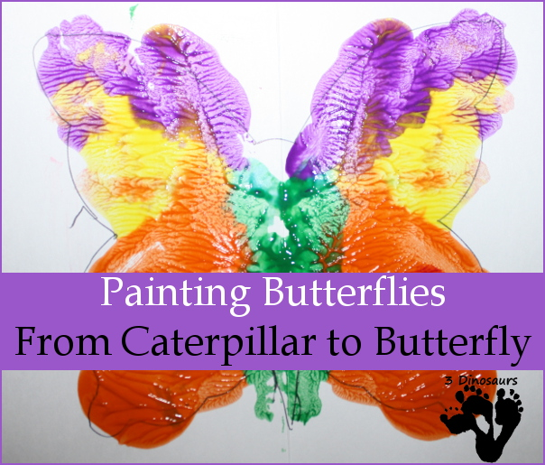 Painting Butterflies