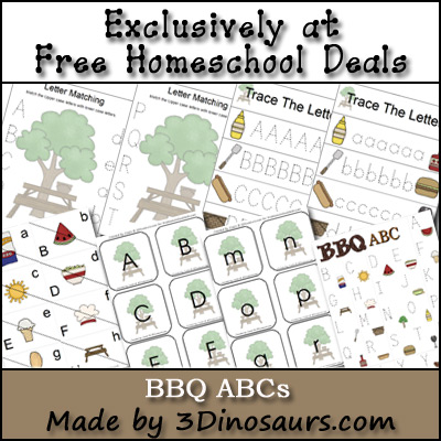 Free BBQ ABCs!