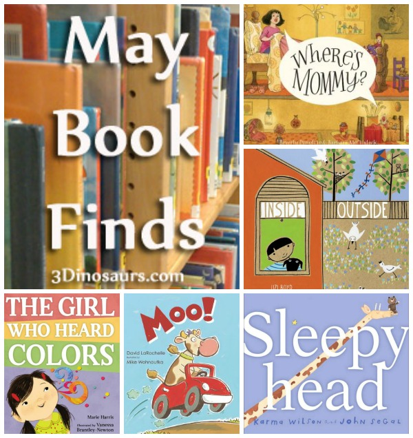 May 2014 Book Finds - 3Dinosaurs.com