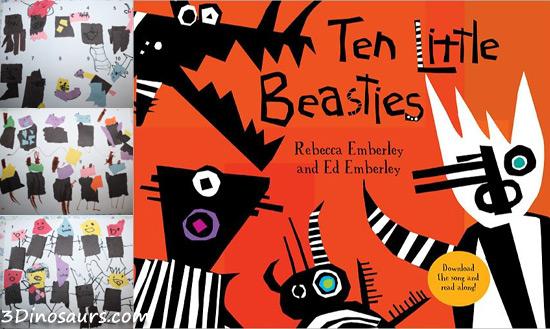 10 Little Beasties