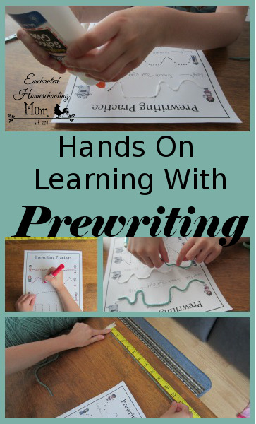 Hands on Learning with Prewriting - 3Dinosaurs.com