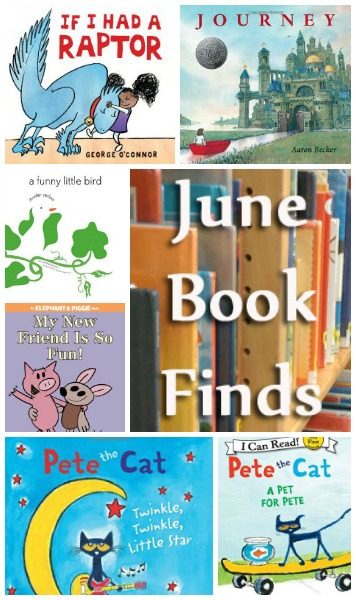 June 2014 Book Finds- 3Dinosaurs.com
