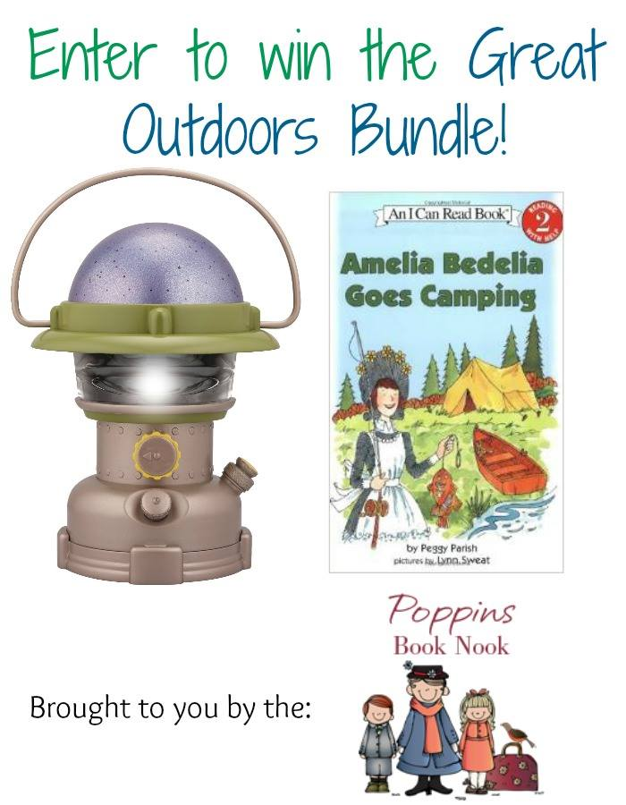Poppins Book Nook June Giveaway- 3Dinosaurs.com