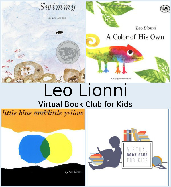 June Virtual Book Club: Leo Lionni