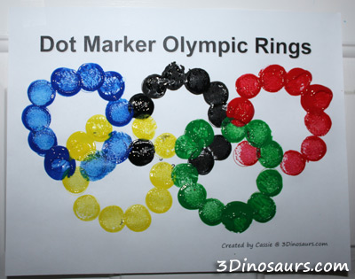 Dot Olympic Rings